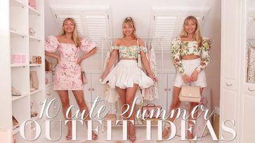 10 Cute Summer Outfits