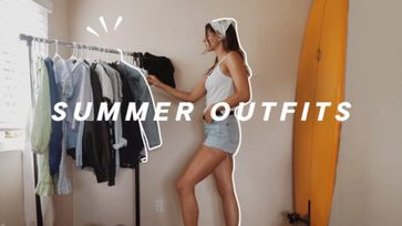 Casual Summer Outfits Elena Taber