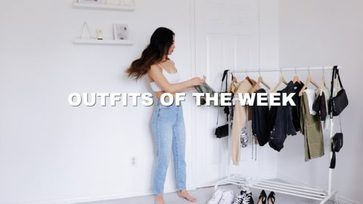 OUTFITS OF THE WEEK Casual